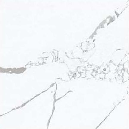 JH-CA106 Calacatta White Quartz Slab Surface