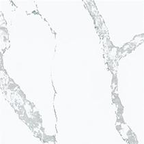 JH-CA111 Calacatta White Quartz Slab Surface