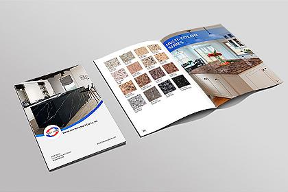 JH publish Quartz stone online E-catalogue with PDF 2020 version