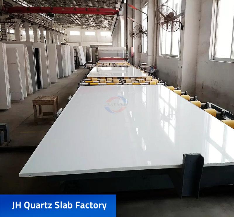 Pure White Color Quartz Surface (Quartz Stone Blog 2020 Nov. Report) Quartz Stone Blog 2