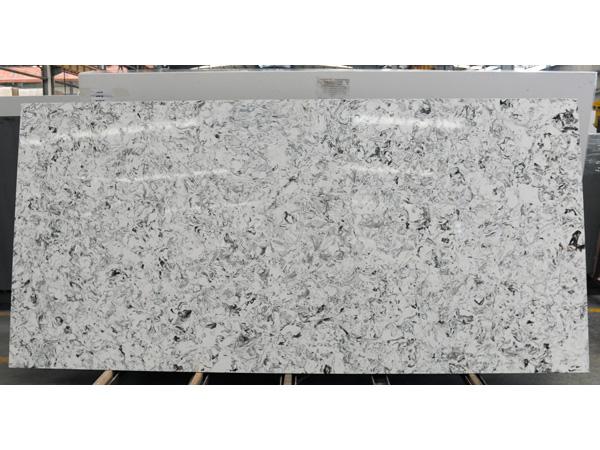 China Caesarstone Jumbo Quartz Slabs Factory 1