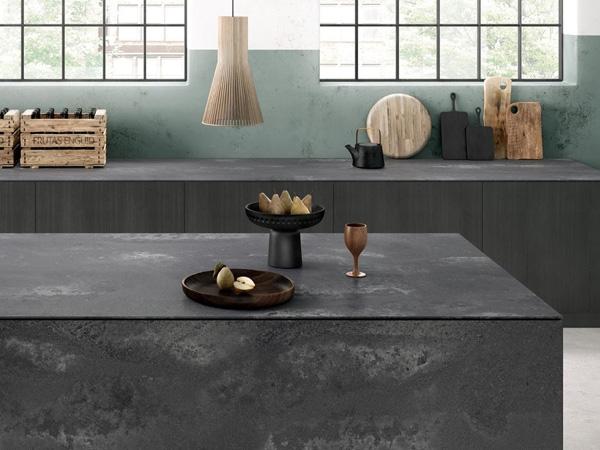 Black Quartz Worktop Kitchen Countertops