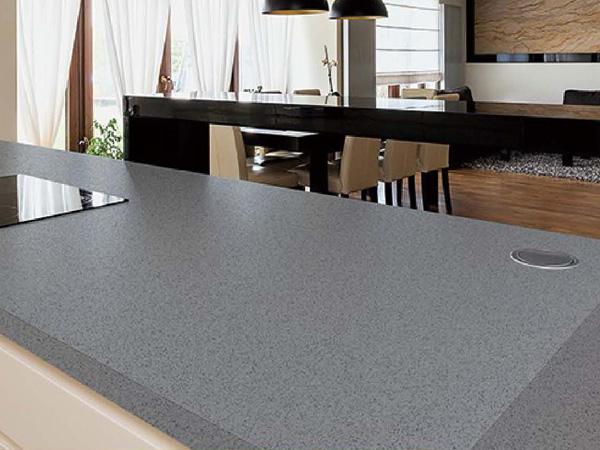 Cheap Gray Quartz Kitchen Countertops