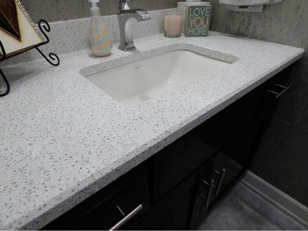 Silestone Quartz Bathroom Worktops