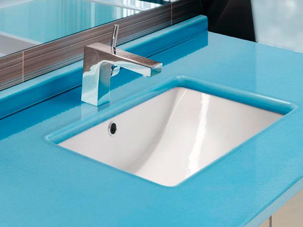 China Quartz Bathroom Worktops Supplier