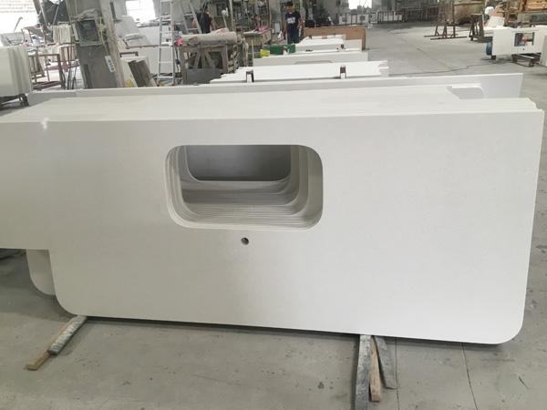 China Best Price On Quartz Countertops Factory