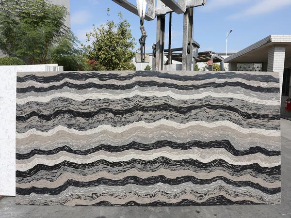 Caesarstone Quartz Slabs China Factory 1