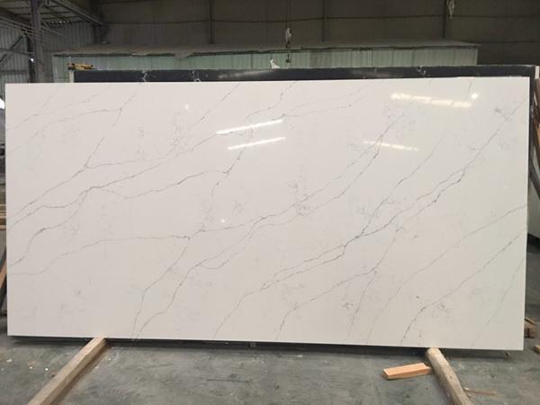 High Quality Silestone Bianco Calacatta Quartz Slabs Suppliers