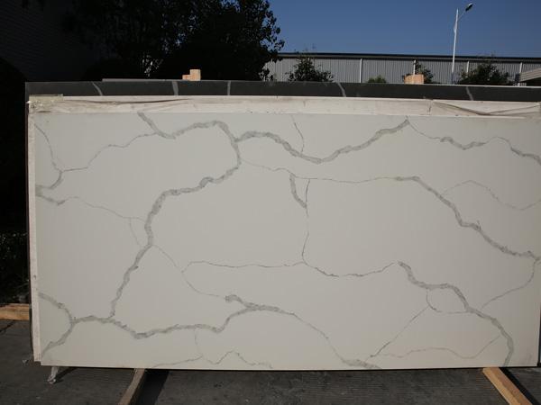 High Quality Bianco Calacatta Quartz Slabs Suppliers