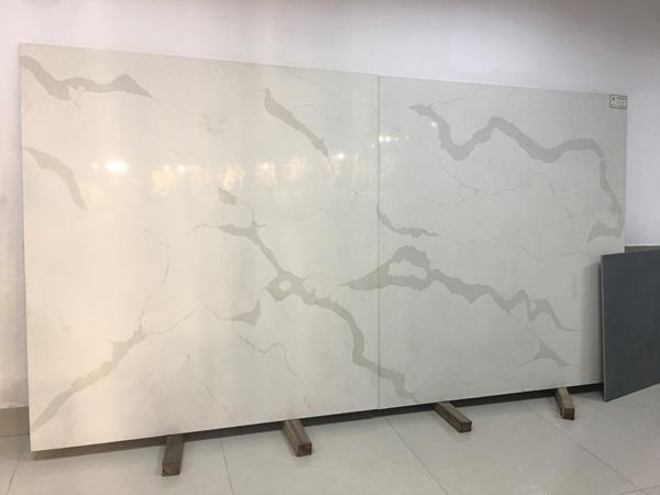 Bianco Calacatta Quartz Slabs Cost