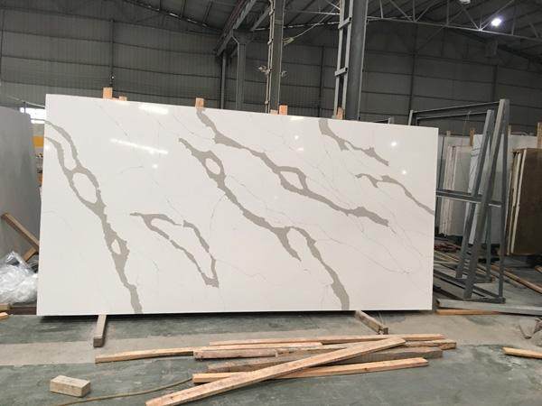 Bianco Calacatta Quartz Surfaces