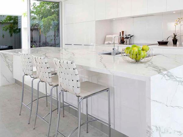 White Quartz Countertops Factory In China