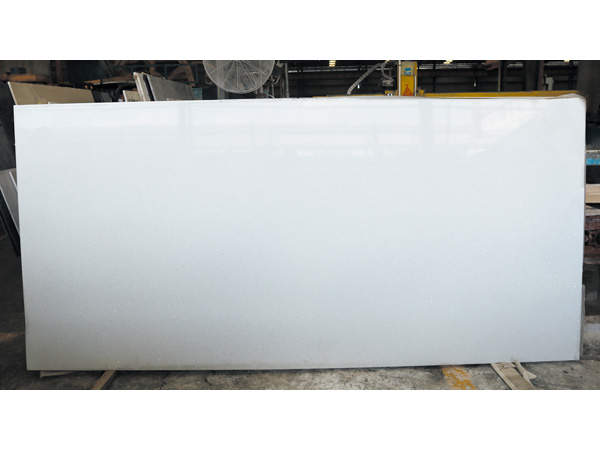 China Pure White Quartz Slabs Suppliers And Manufacturers