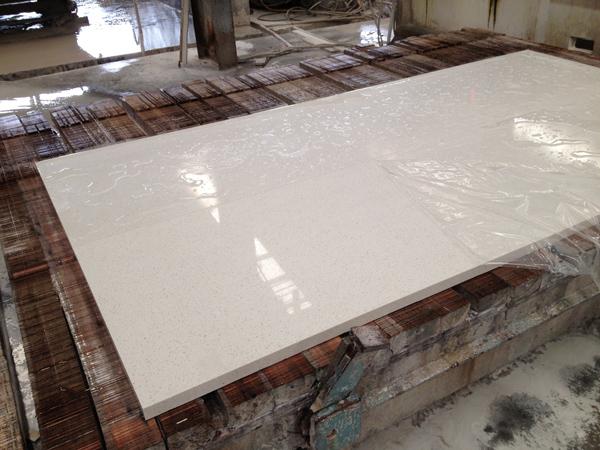 Best Price Pure White Quartz Slabs Cost