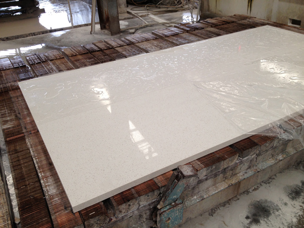 Pure White Quartz Slabs With High Quality And Best Cheap Price 1