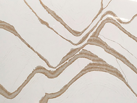 Eternal Calacatta Gold Quartz Slabs With High Quality And Best Cheap Price