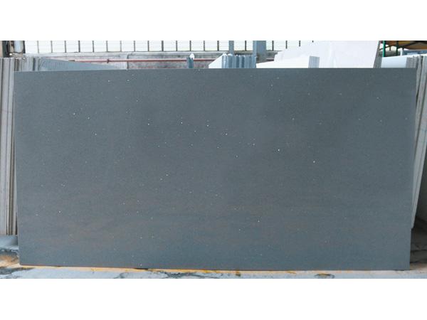 Light Dark Grey Quartz Stone Slabs For Countertops