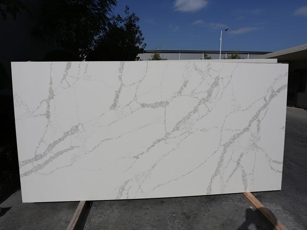 Calacatta Fantasy Fantasia Quartz Stone Slab Tiles