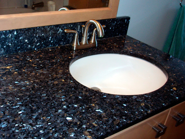 Midnight Blue Cambridge ARIEL Quartz Vanity Tops