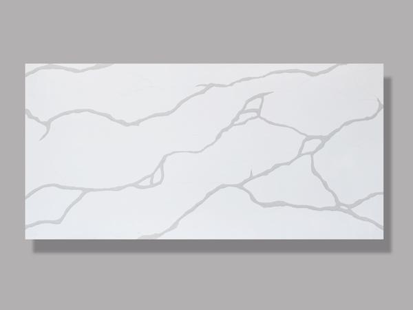Calacatta Marble Manhattan Quartz Stone Tile Slabs