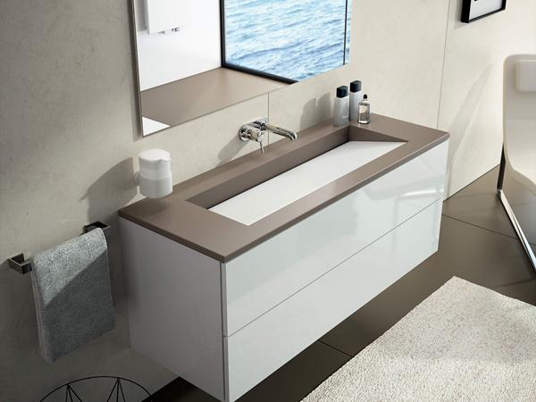 Unsui Compac Kenya Quartz Slabs For Kitchen Bathroom Vanity Countertops