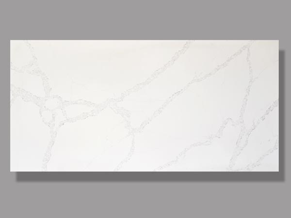 Calacatta Blanco Marble Veins Quartz Stone Slabs China Factory