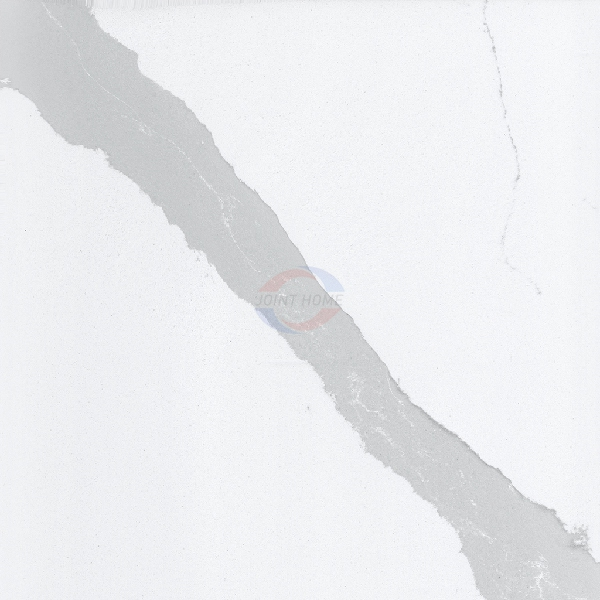 Bianco Calacatta Eternal Quartz Stone Slab For Countertops Silestone 2