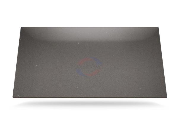 Stellar Grey Stellar Quartz Stone Slab For Countertops Silestone 1