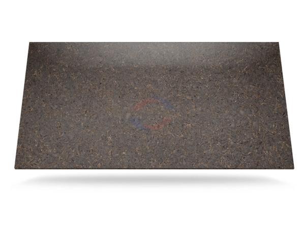 Copper Mist Influencers Quartz Stone Slab For Countertops Silestone