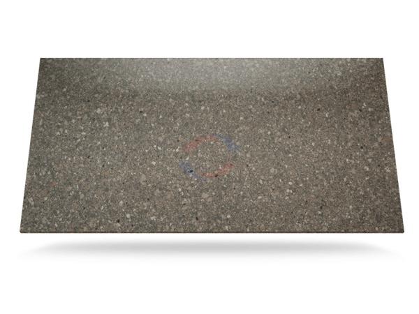 China Mountain Mist Quartz Stone Slab For Countertops Silestone
