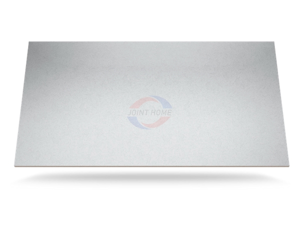 White Diamond Eco Quartz Stone Slab For Countertops Silestone