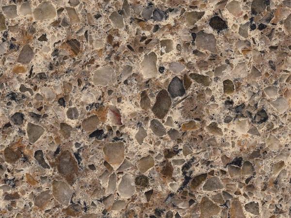 Sienna Ridge New Mountain - Silestone Quartz Stone Slab Colours Surfaces