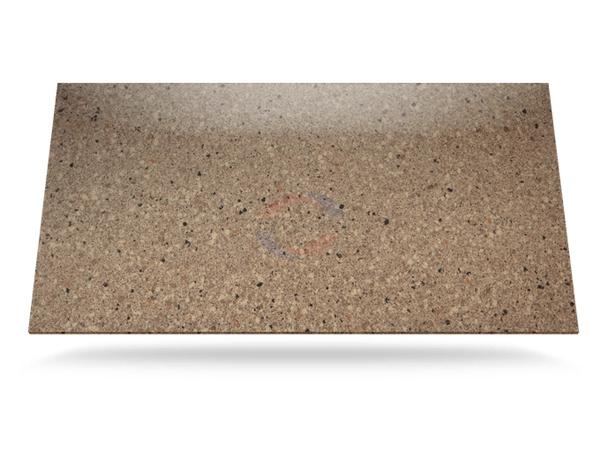Sienna Ridge New Mountain - Silestone Quartz Stone Slab Colours Surfaces 2