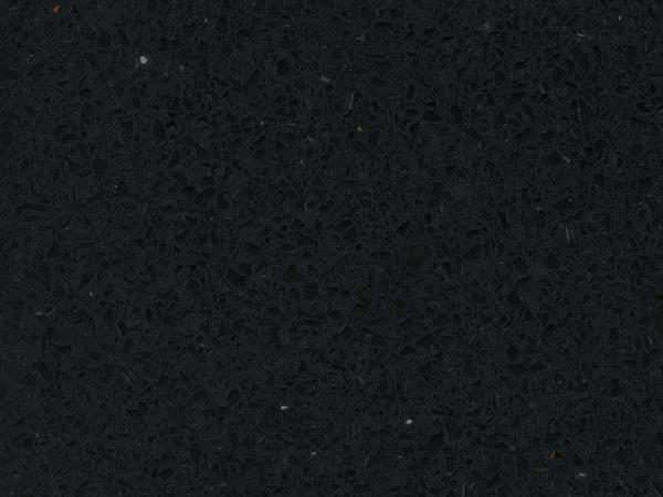 Stellar Negro - Silestone Quartz Stone Slab Colours Surfaces