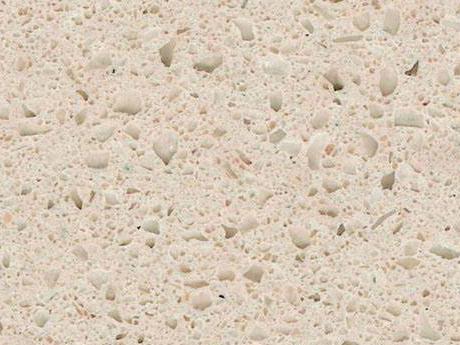 China Beige Starlight Jumbo Size Quartz Stone Slabs