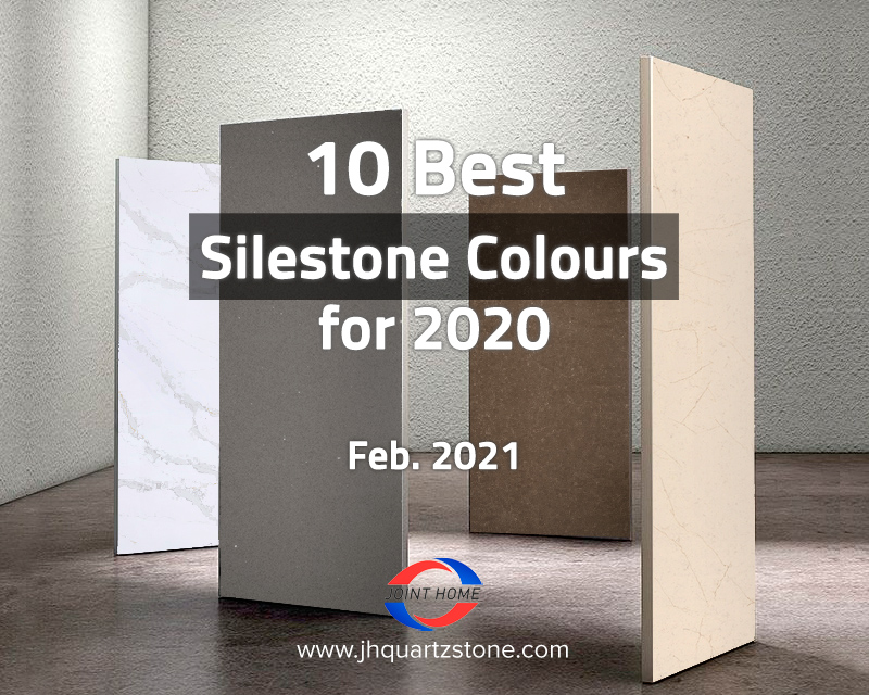 10 Best Silestone Colours for 2020, Popularity Based on Sales in the UK