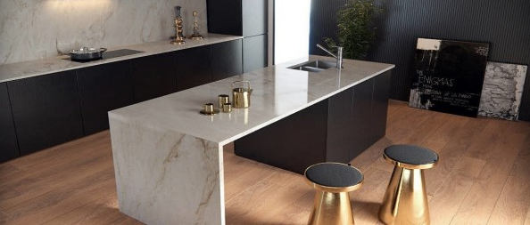 What is the Difference Between using 20mm and 30mm Quartz Stone Slabs for Worktops? Knowledge 1