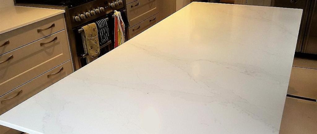 Install Silestone Calacatta Gold Countertops Knowledge 1