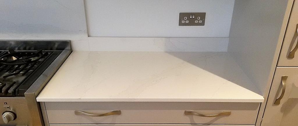 Install Silestone Calacatta Gold Countertops Knowledge 2